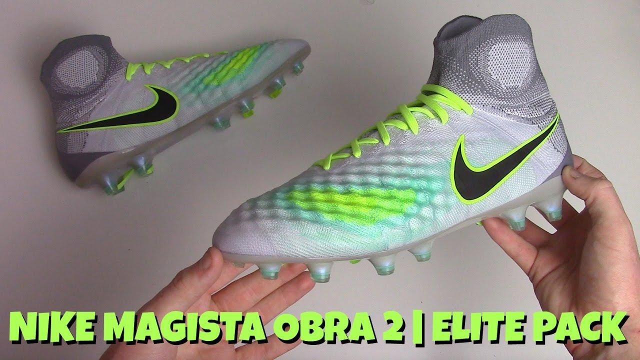 best service 3e514 38b01 Nike Magista Obra 2   Unboxing Kevin De Bruyne 2016 Elite Pack Boots