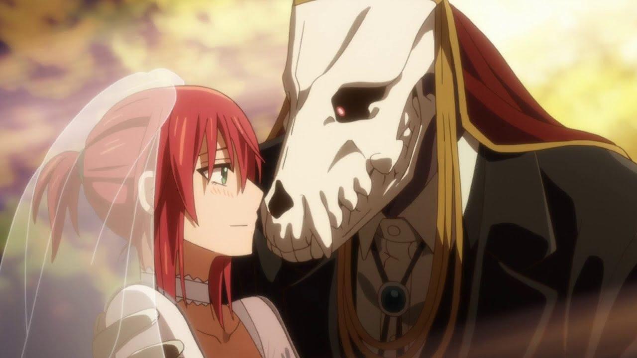 Chise Y Elias Se Casan Chise And Elias Get Married Mahō