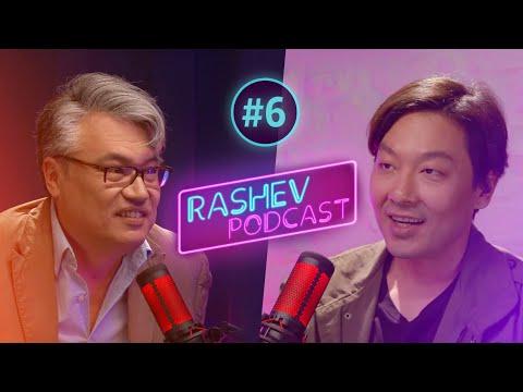 Rashev Podcast 06 - Чокан Лаумулин (образование, медицина, коронавирус, мир после карантина)