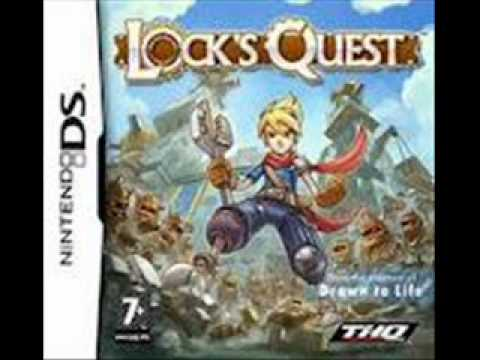Lock's quest Music EXTENDEND Battle 3 (DL now included)