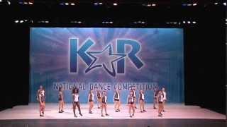 Shake It Like A Pom Pom - The Dance Spot 2013