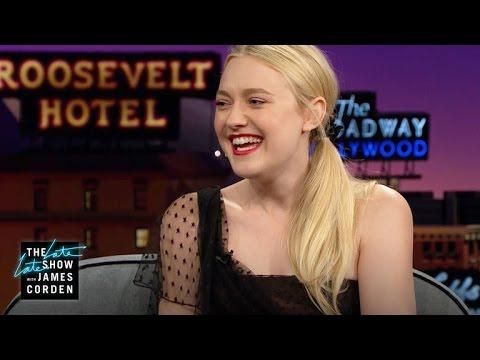 Dakota Fanning Gets Mistaken for an Olsen Twin