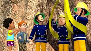 Big Air Show for Mandy 🚁 Fireman Sam ⭐️ 1 Hour Compilation | Cartoons for Children