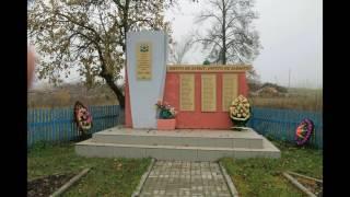 И.Тришкин.День Победы п Еленский 1988г.