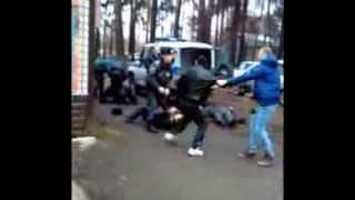Начальник МУВД ЗАТО Железногорск об избиении своих сотрудников