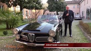 Cristiano Luzzago racconta: Alfa Romeo 2600 spider Touring.