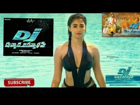 Dj ( Duvvada Jagannadham) Movie Hot & Comedy Scenes |Allu Arjun Pooja Hegde| 2017