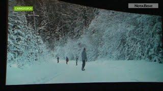 Сноубордисты Саяногорска сняли экстремальное кино
