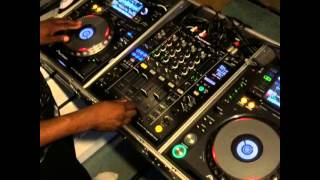 Cuttin it up on CDJ2000nexus and 900nexus with rekordbox