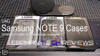 Under Armor Gear Samsung Galaxy Note 9 Cases