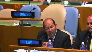 خلاف بشأن حظر الأسلحة النووية في الشرق الأوسط ينسف مؤتمر الأمم المتحدة