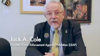 LEAP Founder Jack Cole: We Must End the War on Drugs