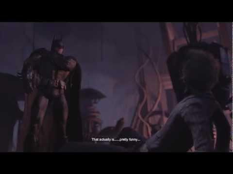 Batman Arkam City: Joker