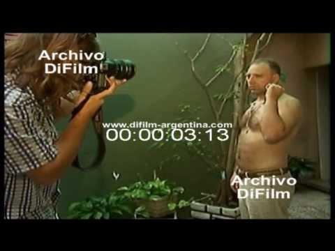 """DiFilm - AMIA: Tortura a denunciante - Cortes en la espalda con las siglas """"AMIA"""" (2009)"""
