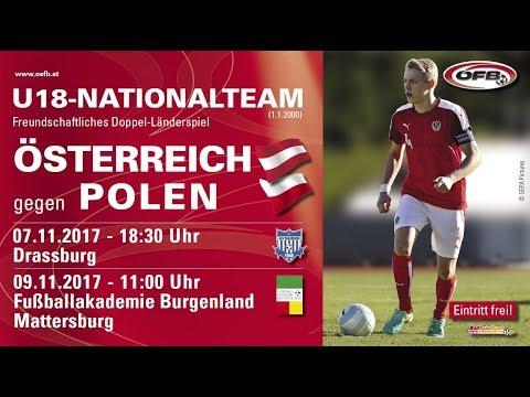 07.11.17 | Österreich U18 - Polen U18