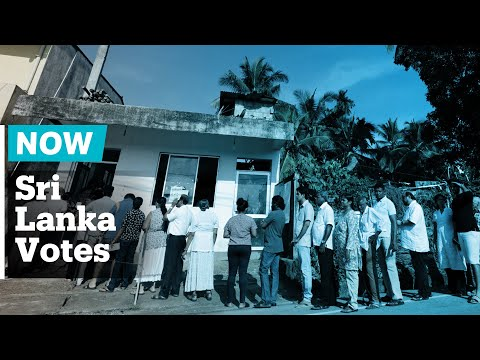 Voting begins in Sri Lanka presidential election