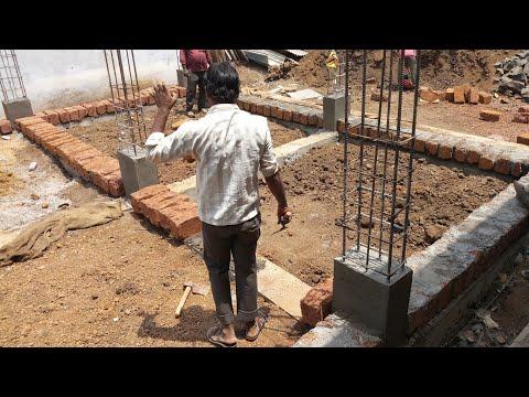 Plinth beam details for black cotton soil