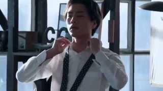 登坂広臣さん出演のスーツのメイキング&CMです。