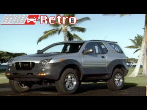 1999 Isuzu VehiCROSS | Retro Review