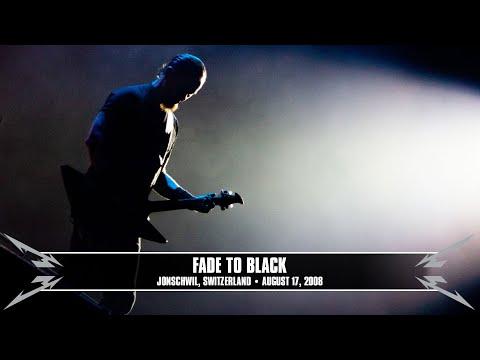 Metallica: Fade to Black (MetOnTour - Jonschwil, Switzerland - 2008) Thumbnail image