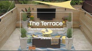 Beyond the Box with Malene Barnett | The Terrace