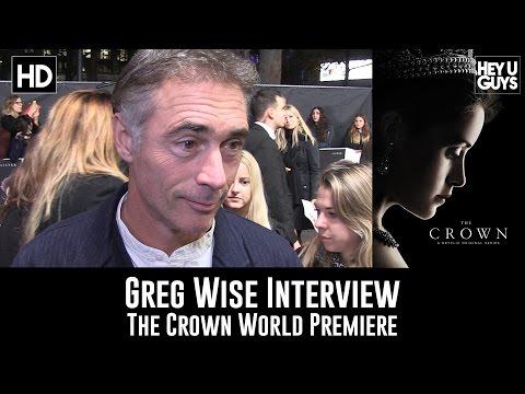 Greg Wise World Premiere   Netflix's The Crown