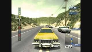 Ford Street Racing / Ford Bold Moves Racing Review (PS2)