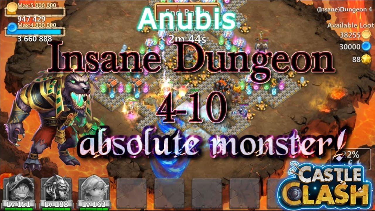 Anubis Castle Clash