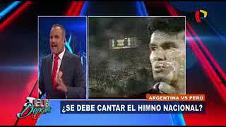 Que no se repita: revive el choque entre Chile y Perú del 97'