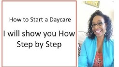 How to Start a Daycare Business| I will show you how step by step!