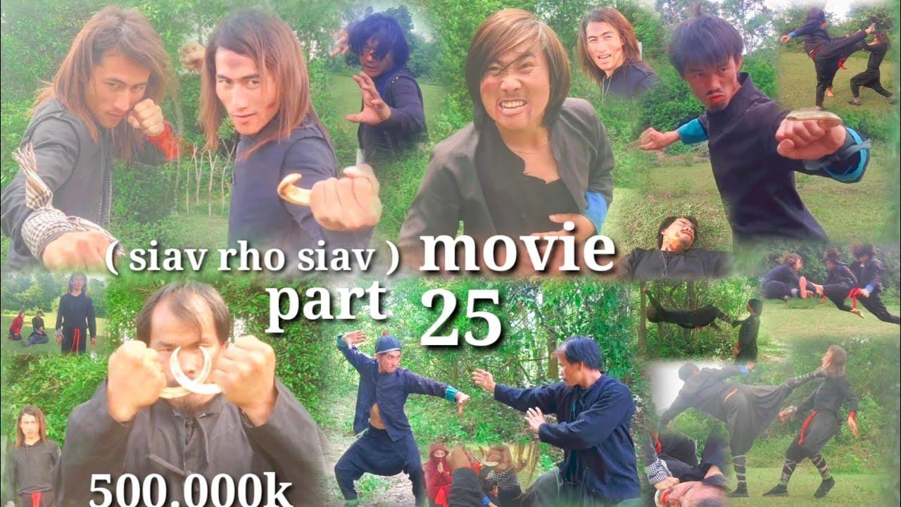 """hmong new movie """" yeebceeb & li ceeb """" ( siav rho siav ) part  25 . yog ntu kawg"""