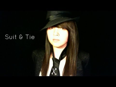 Suit & Tie - Justin Timberlake Ft Jay Z Acoustic Cover By Brooklyn-Rose