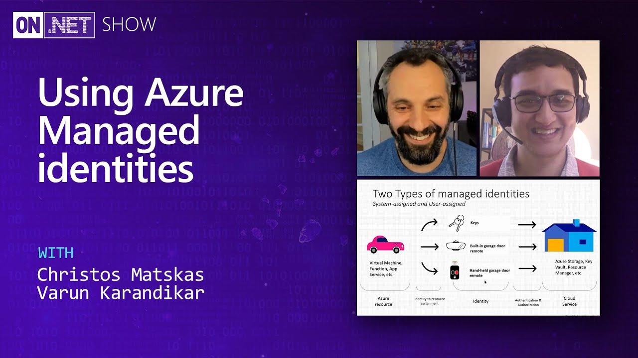 Using Azure Managed Identities