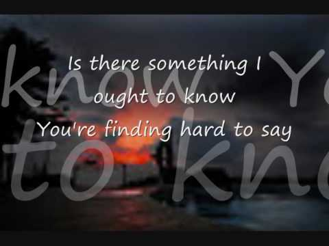 Certain Sadness with Lyrics