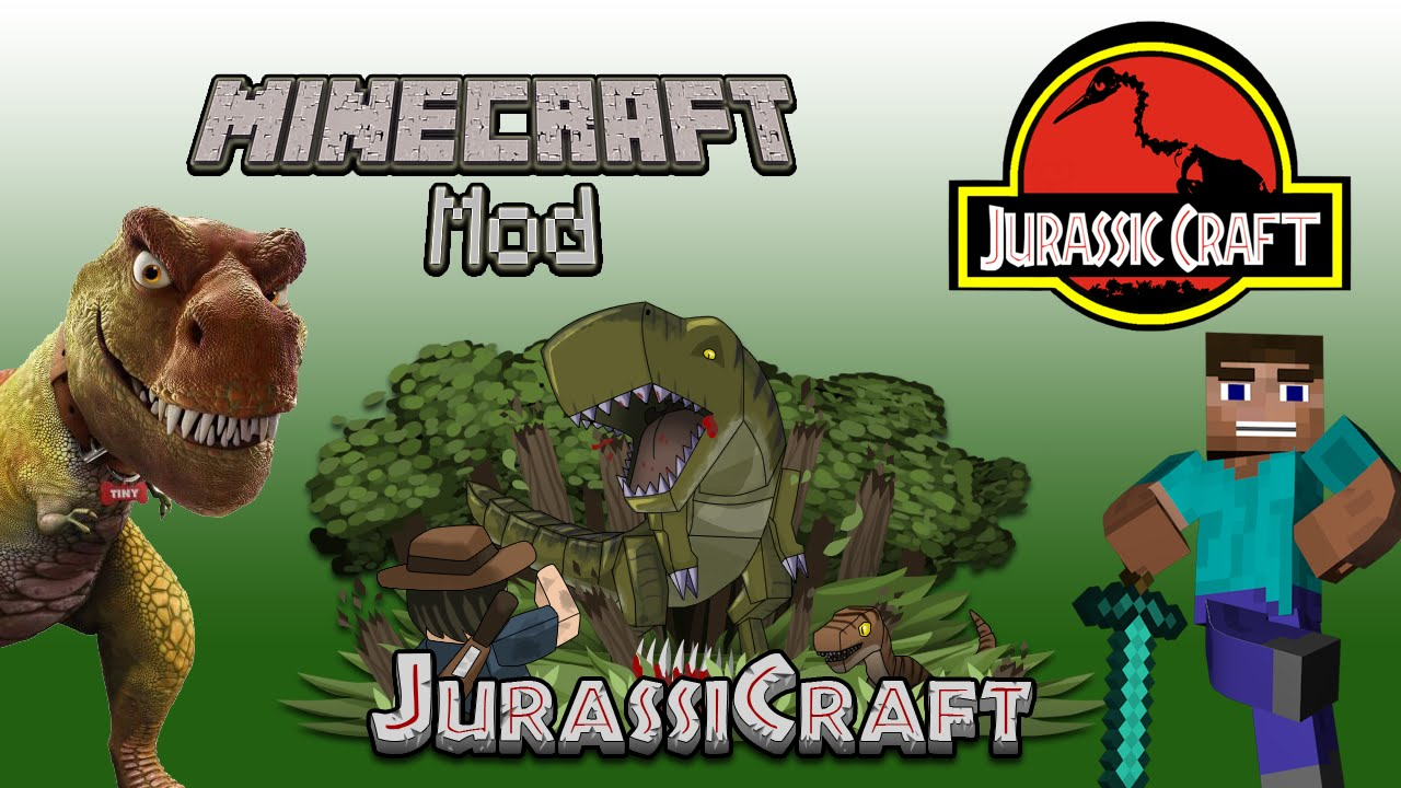 JURASSIC 1.8 TÉLÉCHARGER CRAFT