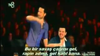 Erdal amp; Burak Toprak Kardeşler Yetenek Sizsiniz Türkiye 2.Tur Muhteşem Performansı  (Sözleriyle)