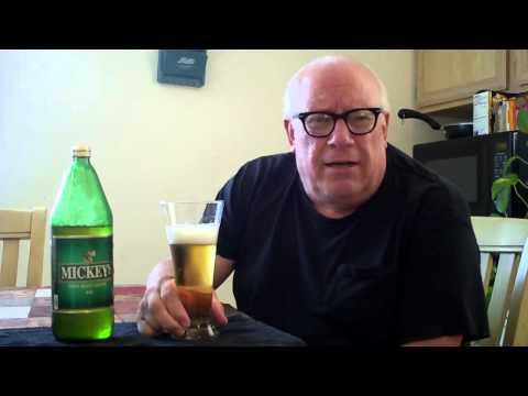 Mickey's Malt Liquor - Review