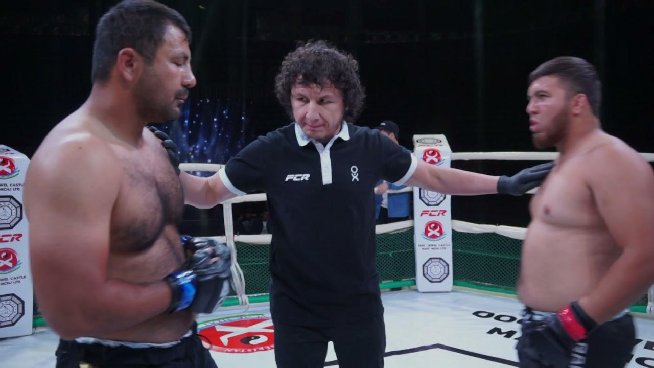 Download FCR  Rakhmat Fight Grand Pri JavoXir Akromov  vs Kamol Tursunov  12.10.2021