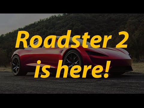 It's NOT just Tesla Semi, It's also the ROADSTER!