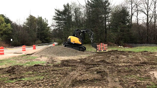 Video still for Mecalac MCR Skid-Excavator