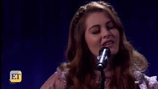 'AGT Finale': Deaf Singer Mandy Harvey Talks 'Fighting Back Tears' After Emotional Performance