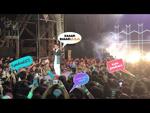 Gullyboy Music Launch | Kaam Bhaari | | Awesome Performance | | Live | | Part 2 |