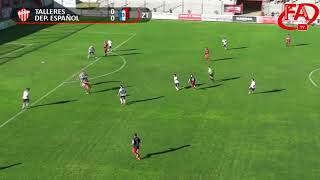FATV 17/18 Fecha 27 - Talleres 1 - Español 1