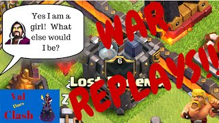 Clash of Clans - The Barb Gets Lucky! Lost Phoenix War Outcome!!