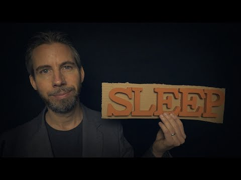 Quieting Your Mind for Sleep & Relaxation (ASMR)