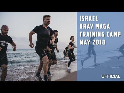 Krav Maga Israel - May 2018 Camp (Official)