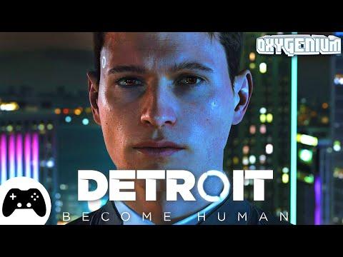 Detroit: Become Human #1 - НЕПЛОХОЕ НАЧАЛО - Oxygen1um - Оксигениум (PC)