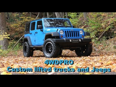 Take A Tour Of Our 4WDPRO Vehicles! Auto Connection Of Lancaster, PA