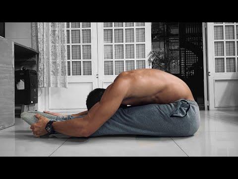 Cách giãn cơ để ngủ ngon & hồi phục nhanh cơ bắp - Làng Hoa Workout.