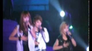 110926 f(x) Pinocchio - CCTV China-Japan-Korea Friendship Concert In Beijing